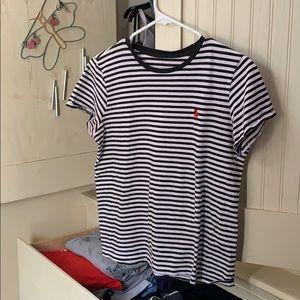 Ralph Lauren Polo stripped t-shirt
